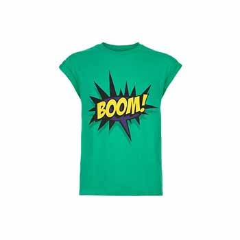 New Look pop art t-shirt, $26