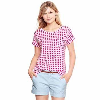 Gap printed t-shirt, $35
