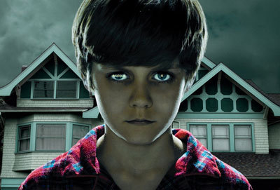 Ty as creepy kid in Insidious