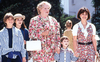 Sally Field in Mrs. Doubtfire