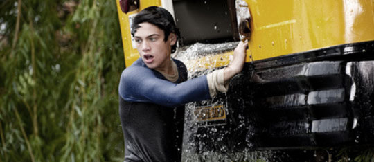 Exclusive Interview: Dylan Sprayberry is Young Superman