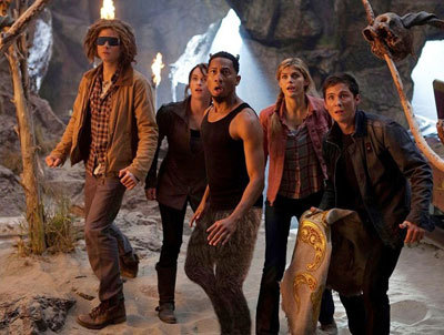 Percy and Pals on their quest ( for Percy Jackson article)