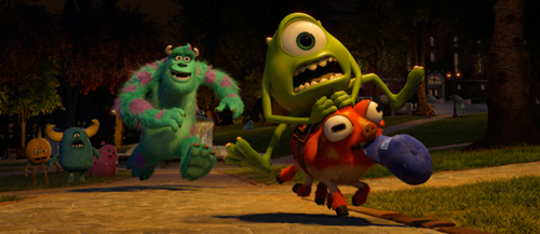 Monsters University Brings Back Mike and Sulley