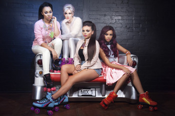 DNA is Little Mix's debut album