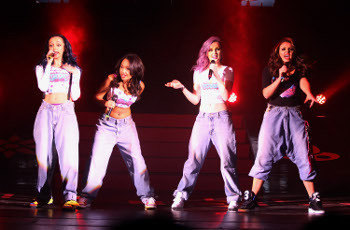 Little Mix won The X Factor UK, Season 8