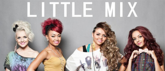 Little Mix Band Bio