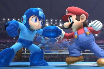 Mega Man Mario Smash Bros.