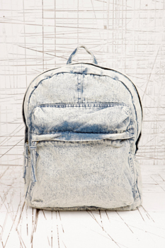 Urban Outfitters denim backpack, $42