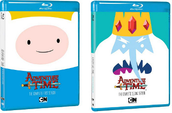 Adventure Time: Season 1 and 2