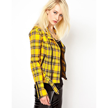 Asos plaid jacket, $88