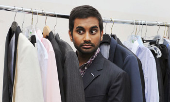 Aziz went from stand up to small screen
