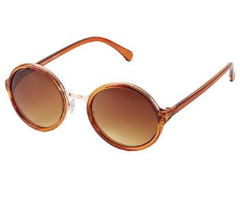 Topshop round sunglasses, $35