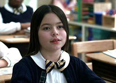 Little Miranda in School of Rock