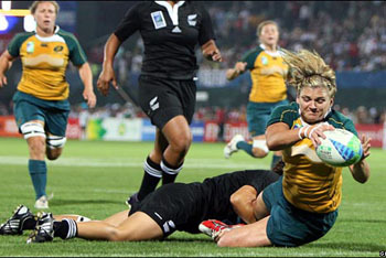 2009 Women Rugby