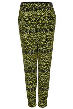 Topshop aztec print pants, $35