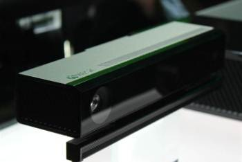 The New Kinect Camera