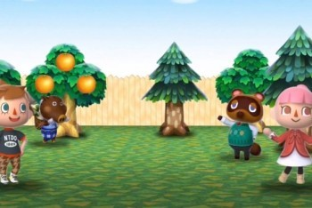 Animal Crossing New Leaf multiplayer