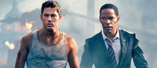 Feature white house down feature
