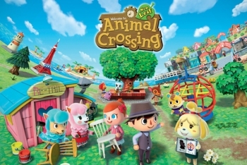 Animal Crossing New Leaf title