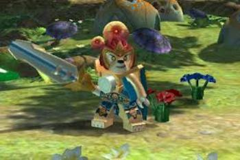 Lego Legend of Chima Laval's Journey Laval screenshot