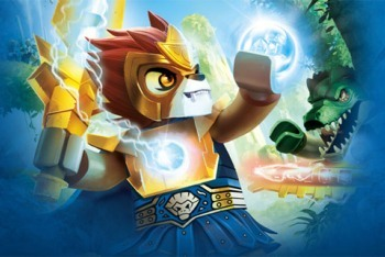 Lego Legend of Chima Laval's Journey Laval Cragger