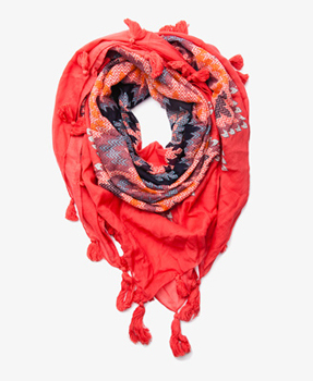 Forever 21 scarf, $8.40
