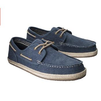 Target deck shoes, $22.99