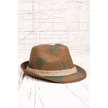 Urban Outfitters straw hat, $12