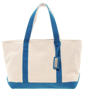 Asos beach bag, $30