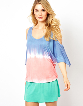 Asos beach dress, $22