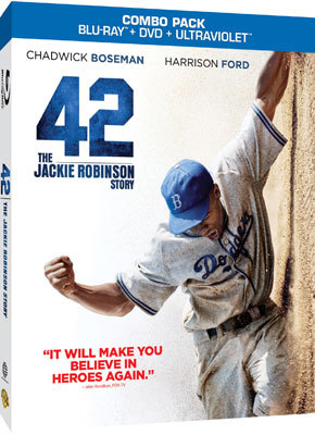 42 Blu-ray Combo Pack