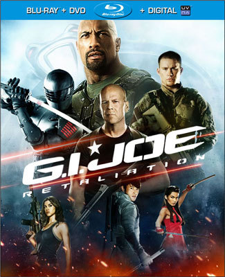 G.I. Joe: Retaliation Cover Art
