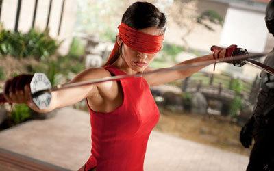 Martial arts expert Jinx