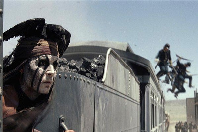 Tonto on the runaway train