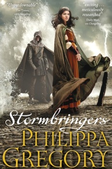 Book Review: Stormbringers (Order of Darkness, #2) by Philippa Gregory