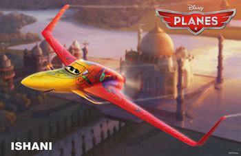 Racer Ishani