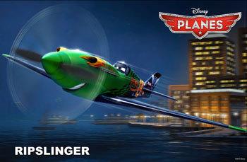 Hotshot racer Ripslinger