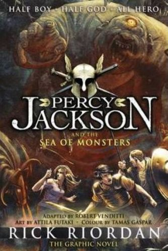 Sea of Monsters: The Graphic Novel