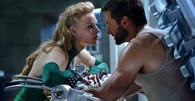 Viper challenges Wolverine