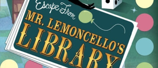 Book Review: Escape From Mr. Lemoncello's Library