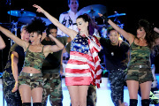 Celebs in Stars and Stripes 2013
