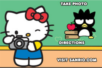 Sanrio Photo Fun with Hello Kitty App Review