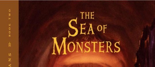 Book Review: The Sea of Monsters by Rick Riordan