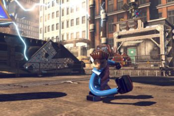 LEGO Marvel Super Heroes Mr. Fantastic