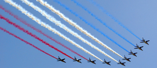 Bastille Day is France's Independence Day - find out more in Bastille Day Fun Facts!
