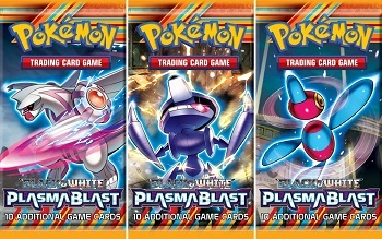 Pokémon TCG Booster Packs