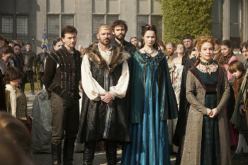 Scene from Reign