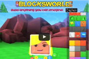 Be the First to Discover the World of Blocksworld