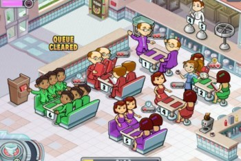 DIner Dash Rush screenshot