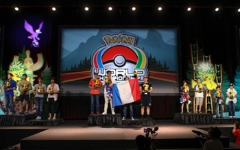 Pokémon Worlds 2013 Closing Ceremony